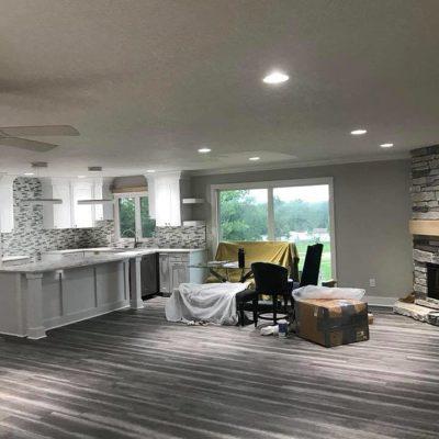 Gray Street Kitchen & Bath Remodel